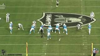 Oakland Raiders Pass Rush vs Chargers (Film Session)