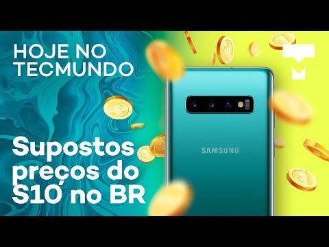 Dia da Mulher, detalhes do dobrável da Motorola, prováveis preços do S10 e mais – Hoje no TecMundo