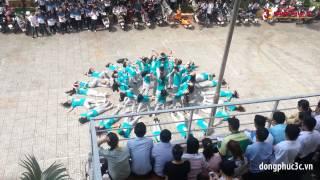 Màn nhảy nhóm cực đỉnh của trường THPT Gia Định lớp 11DT