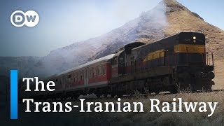 Traveling Iran by train | DW Documentary