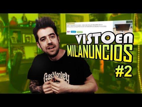 VISTO EN MILANUNCIOS 2