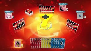 I LOVE playing uno.. | Uno Gameplay |
