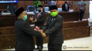 Ini Ketua DPRD Rembang Pengganti Gus Kamil