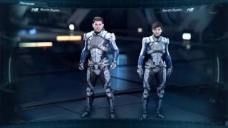Mass Effect: Andromeda - Initiative: Pathfinder Team