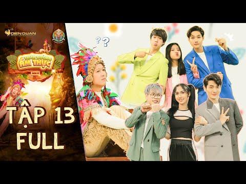 Thiên đường ẩm thực 6 | Tập 13 Full: Trường Giang hú vía khi Lynk Lee