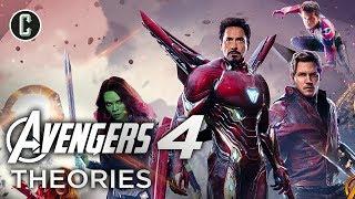 Avengers 4 Theories After Infinity War