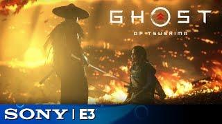Ghost of Tsushima Full Gameplay Reveal   Sony E3 2018