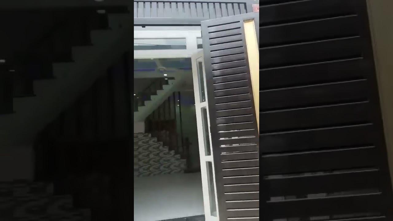 Sổ đẹp xây dựng 1 trệt 1 lầu có 2 phòng ngủ 2 vệ sinh Phường Tân Chánh Hiệp Quận 12 video