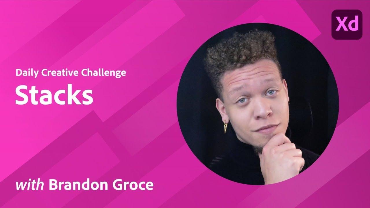 XD Daily Creative Challenge - Stacks