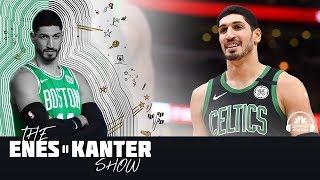 Enes Kanter's All-Star break cheat days | The Enes Kanter Show | NBC Sports Boston