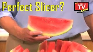 Perfect Slicer As Seen On TV Commercial Buy Perfect Slicer As Seen On TV Watermelon Slicer Oversized