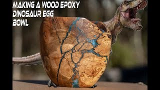 How To Make A Dinosaur Egg Bowl 4k