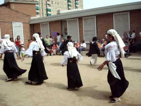 Un Baile Tradicional de Ecuador
