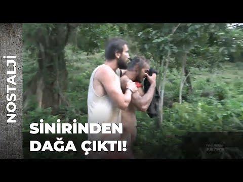 MURAT CEYLAN ÇILDIRDI! | SURVİVOR NOSTALJİ
