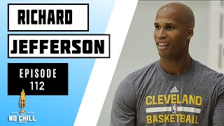 Episode 112 - Clapping Back with Richard Jefferson