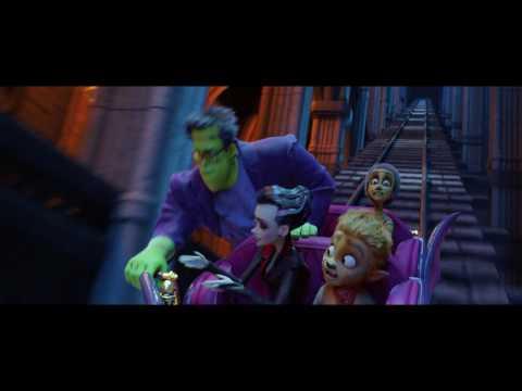 Happy Family 4-D Trailer!