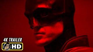 THE BATMAN (2021) First Look at Robert Pattinson Batsuit [4K ULTRA HD]