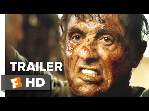 Rambo: Last Blood Teaser Trailer #1 (2019)