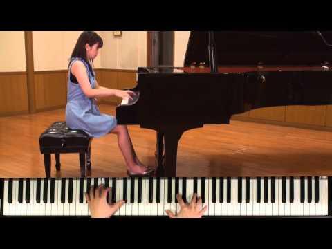 別れの曲 エチュード Op.10-3 (ショパン) Chopin Etude No.3 Op.10-3 横内愛弓