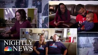 Federal Workers Speak Out About Financial Toll Of Government Shutdown | NBC Nightly News