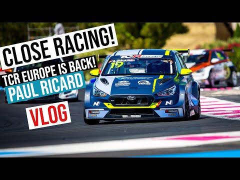 TCR EUROPE IS BACK | VLOG 39