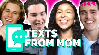 Netflix's Julie and the Phantoms Cast Reads Texts From Mom