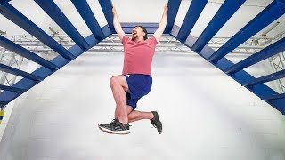 How Difficult are the Devil Steps from Ninja Warrior?