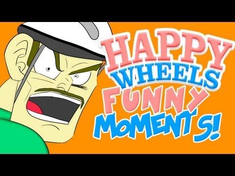 Baixar HAPPY WHEELS - FUNNY MOMENTS MONTAGE #2