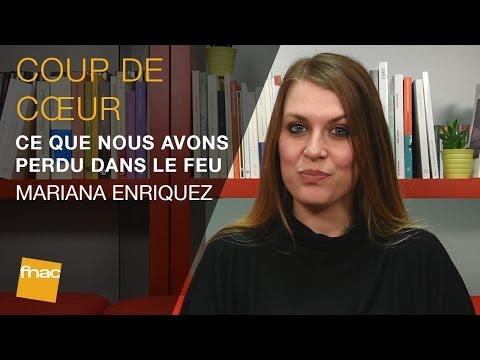 Vidéo de Mariana Enriquez