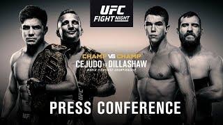 Fight Night Brooklyn: Pre-fight Press Conference