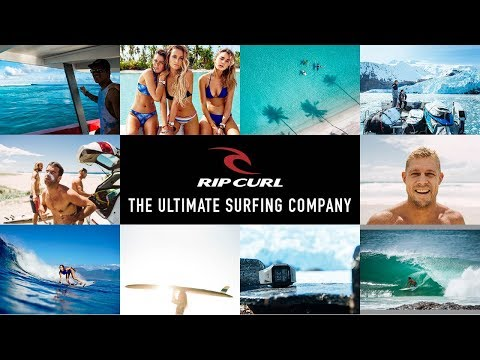 Rip Curl - The Ultimate Surfing Company