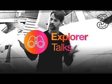Hannes Sjöblad – The Human Body in the IoT (Teaser) | Explorer Talks 9th November 2018 | Tre Sweden