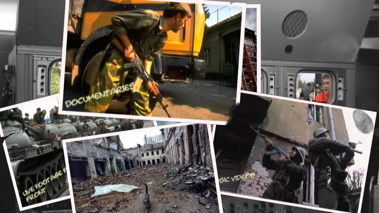 Yugoslav Civil War (Trailer)