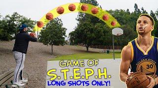 TRICK SHOT H.O.R.S.E. STEPH CURRY EDITION!