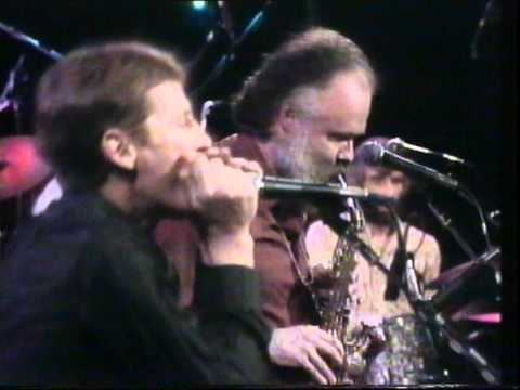 Levon Helm and The Band,  Milk Cow Boogie