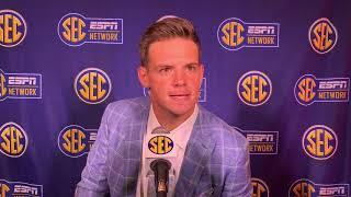 South Carolina QB Jake Bentley on UGA-Clemson compare