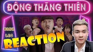 """Quang Cuốn Cười SML với Parody """"Động Thăng Thiên"""" Của Vanhleg, Mèo Phò Buôn Quẩy Dã Man !"""