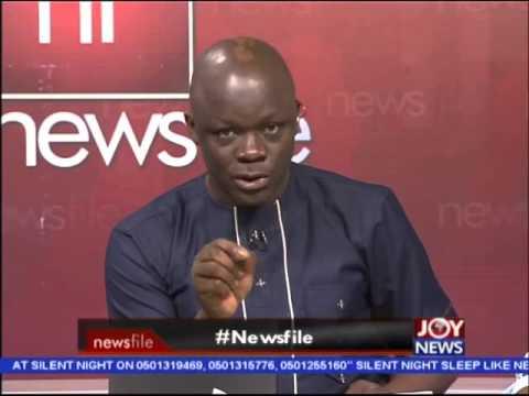 EC Unevils New Logo - Newsfile on Joy News (30-4-16)