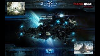 StarCraft II: Wings of Liberty + Nexus War + Multi player + Live