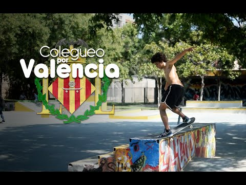 Colegueo por Valencia: Javi Fioretto, Jordan Zapa...
