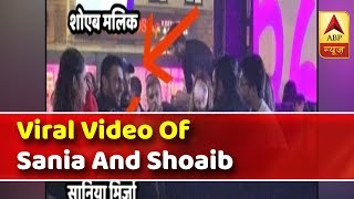 Pak fans angry on Shoaib Malik & Sania for attending d..