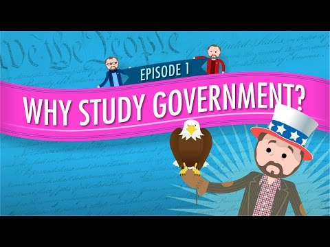 Introduction: Crash Course U.S. Government and Politics