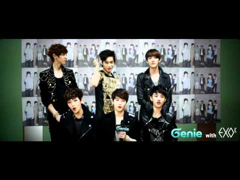 EXO-K_AR SHOW with Genie_INTERVIEW