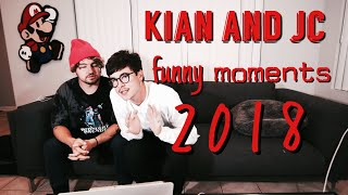 KIAN AND JC FUNNY MOMENTS 2018