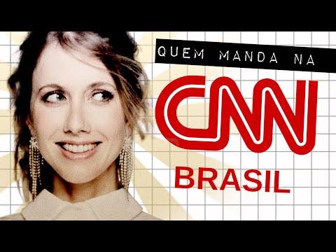 QUEM MANDA NA CNN BRASIL