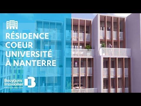Nanterre Coeur Universite - Bouygues Immobilier