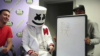 Marshmello - 10 Questions with Marshmello at 92 ProFM
