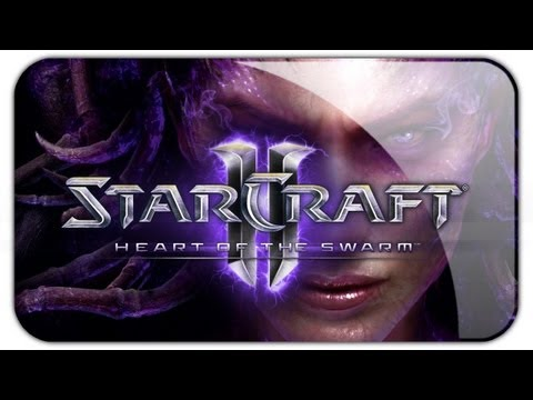 StarCraft II: Heart Of The Swarm - Z Nexosem I SouShibo [3vs3 #2] - Smashpipe Games
