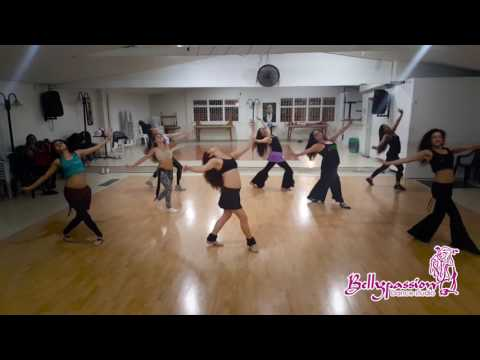 Betegy Sertak - Nancy Ajram Choreography by Sthefany Bellypassion