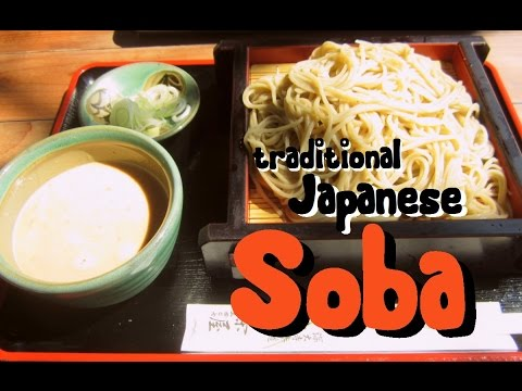 Traditional Japanese Soba Restaurant
